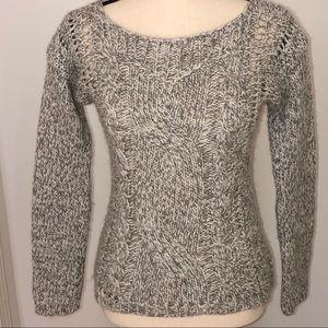 Berretti Italian wool alpaca blend sweater Size S